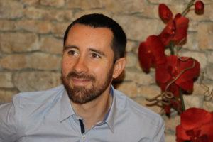 Mathieu Delval, musicothérapeute et psychologue clinicien